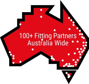 100+ Fitting Partners Australia-wide