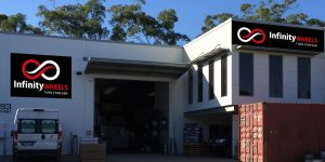 Infinity Wheels Premises Queensland