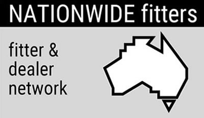 Nationwide Fitters: Fitter and dealer network.