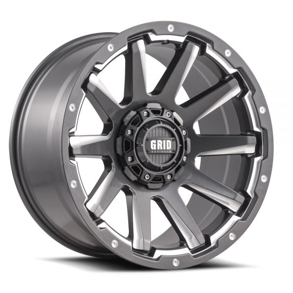 GRID GD05 GLOSS GRAPHITE