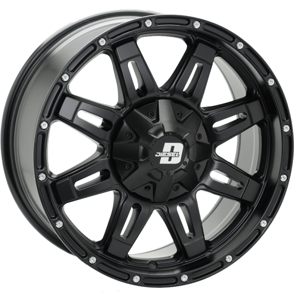 DIESEL AVALANCHE MACHINED FACE BLACK GREY TINT