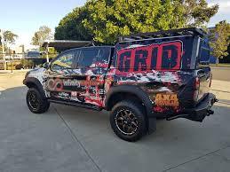 GRID GD07 GLOSS BRONZE BLACK LIP