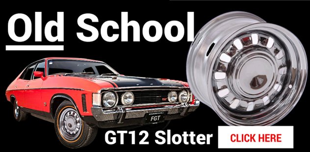 Old School Wheels