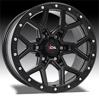 Predator Satin Black 200 x 200
