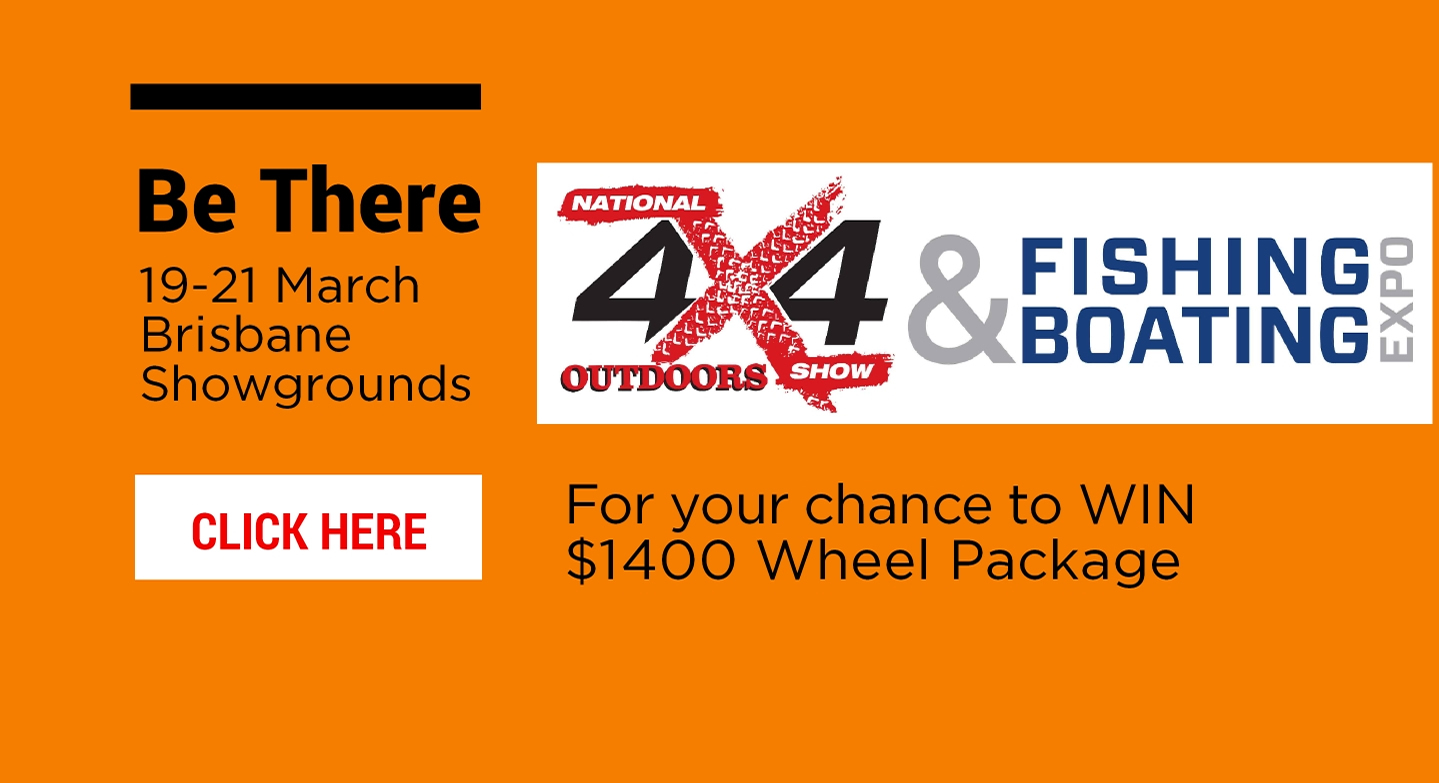 Come visit Infinity Wheels at the 4x4 Outdoors Show