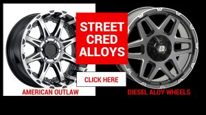 Street Cred Alloys by Infinity Wheels