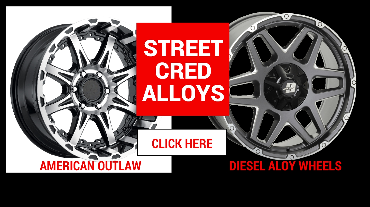 American Outlaw Alloy Wheels