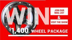 Win 1400 Wheel Package
