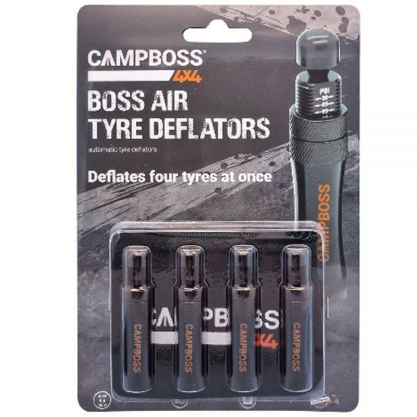 Campboss by All 4 Adventure Tyre Deflator